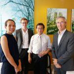 TFTA, Business France, ไทยฝรั่งเศส, Jean Francois Goumy