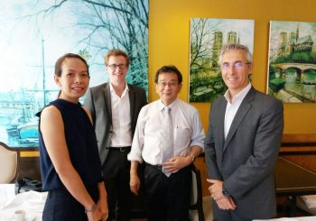 TFTA meeting with Business France