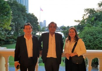 Urban and rail Transport French Delegation to Thailand