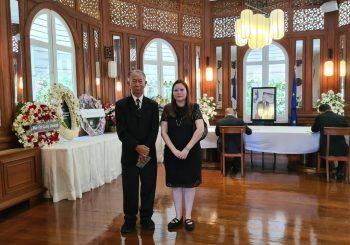 ไว้อาลัยเอกอัครราชทูตฝรั่งเศสประจำประเทศไทย